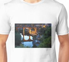 Night at Knaresborough Yorkshire Unisex T-Shirt