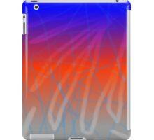 Fractured Web - Horizontal iPad Case/Skin