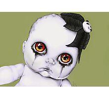Baby WOOGIE artist Sylvia Lizarraga  Photographic Print