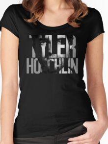 Tyler Hoechlin Women's Fitted Scoop T-Shirt
