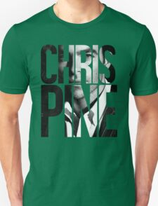 Chris Pine T-Shirt
