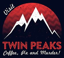 Visit Twin Peaks by CXPStees