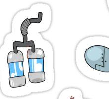 genos sticker set  Sticker
