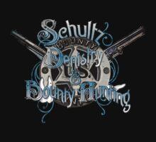 Schultz Denistry & Bounty Hunting by Konoko479