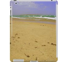 Beach at Inverloch iPad Case/Skin