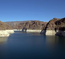 Lake Mead Boulder City, Nevada by Michael Rogers