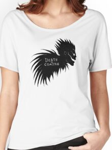 Death is Coming Women's Relaxed Fit T-Shirt