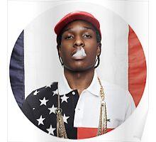 Asap Rocky 2 Poster