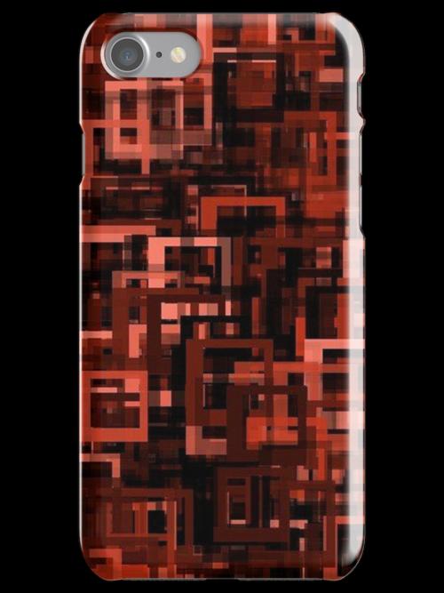black nice cool case by yus41