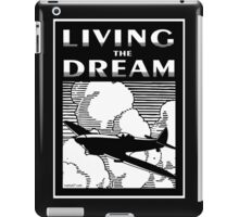 Living The Dream Spitfire iPad Case/Skin