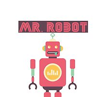 Mr Robot by stillheaven
