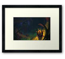 Wind Waker: Morths Framed Print