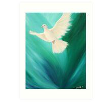 Peace Release Art Print