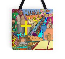 Choose your own adventure story Tote Bag