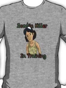 Zombie Killer in Training T-Shirt