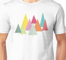 Fir Trees Unisex T-Shirt