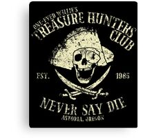 Treasure Hunters Club Canvas Print