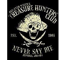 Treasure Hunters Club Photographic Print