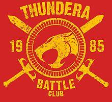 Thundera Battle Club by CXPStees