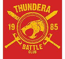 Thundera Battle Club Photographic Print