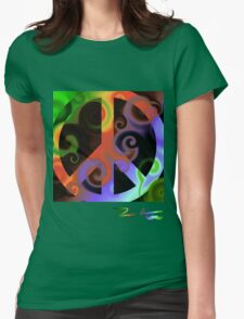 Pax Undecim Womens Fitted T-Shirt