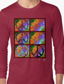Pax Montage Uno Long Sleeve T-Shirt