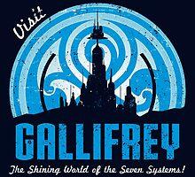 Visit Gallifrey by CXPStees