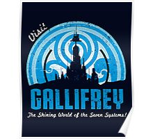 Visit Gallifrey Poster