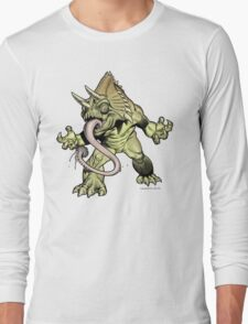 """CACTUS TUNG Monster """"Shirts, Sweaters and Hoodies"""" Long Sleeve T-Shirt"""