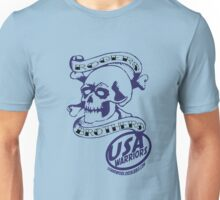 usa warriors tattoo by rogers bros T-Shirt