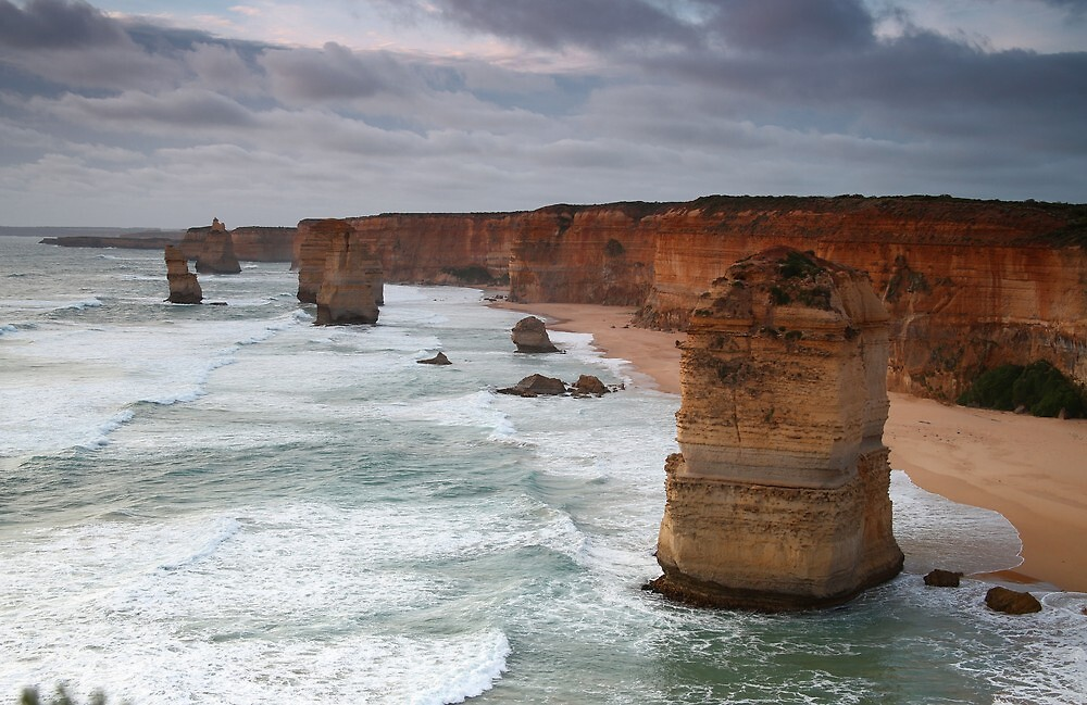12 Apostles  by kcy011