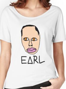 earl Women's Relaxed Fit T-Shirt