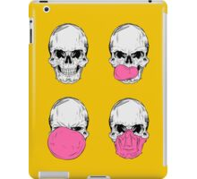 Be refreshed ... chew! iPad Case/Skin