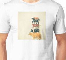 Animal Antics Unisex T-Shirt