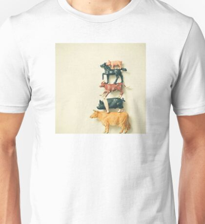 Animal Antics Unisex T-Shirt