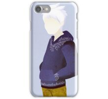 Jack Frost iPhone Minimal iPhone Case/Skin