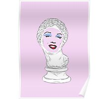 Marilyn Aphrodite Poster