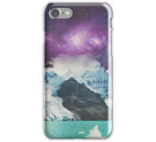 Space Mountains iPhone Case/Skin