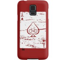 Fixie of Spades Samsung Galaxy Case/Skin