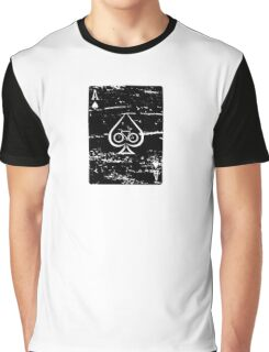 Fixie of Spades Graphic T-Shirt