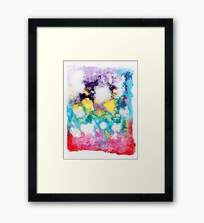 Clouded Dreams Framed Print