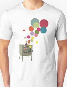 Colour Television Unisex T-Shirt