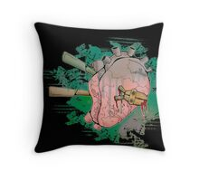The Liberated Heart Throw Pillow