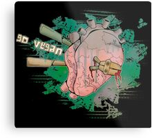 The Liberated Heart Metal Print