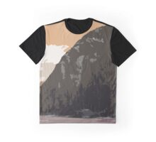 Side Mountain Graphic T-Shirt
