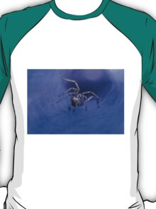macro photography of a Spider  T-Shirt