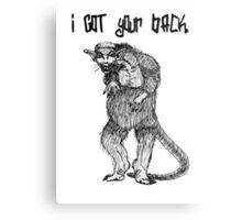 I Got Your Back Metal Print