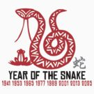 Year of the Snake by dtdream