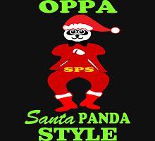 ★ټOppa Santa-Panda Style Hilarious Clothing & Stickersټ★ Hoodie