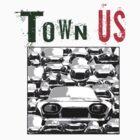 Town US by Stefan Kutsarov
